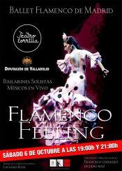 6 de Octubre: Flamenco Feeling