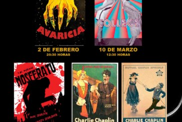 10 de Marzo: Ciclo de cine mudo: El colegial / Sala Experimental
