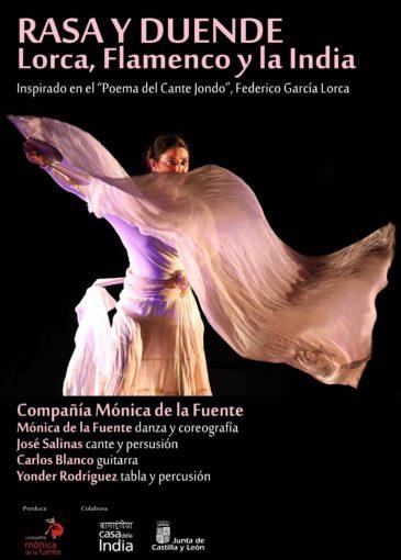 Rasa y duende: Lorca, flamenco y la India