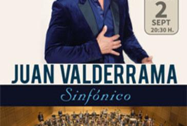 1 y 2 de Septiembre: Juan Valderrama en Concierto