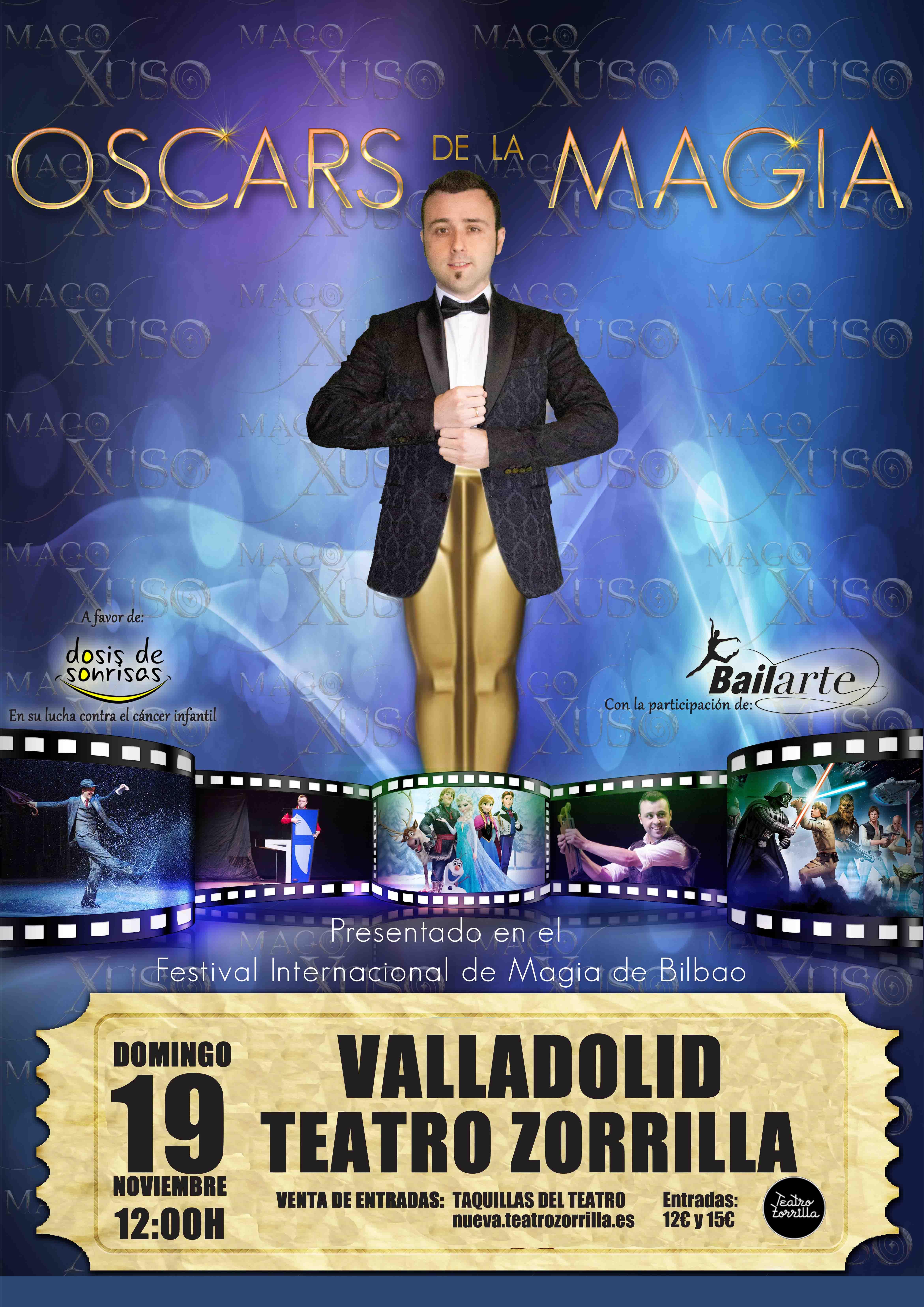 Oscars de la magia
