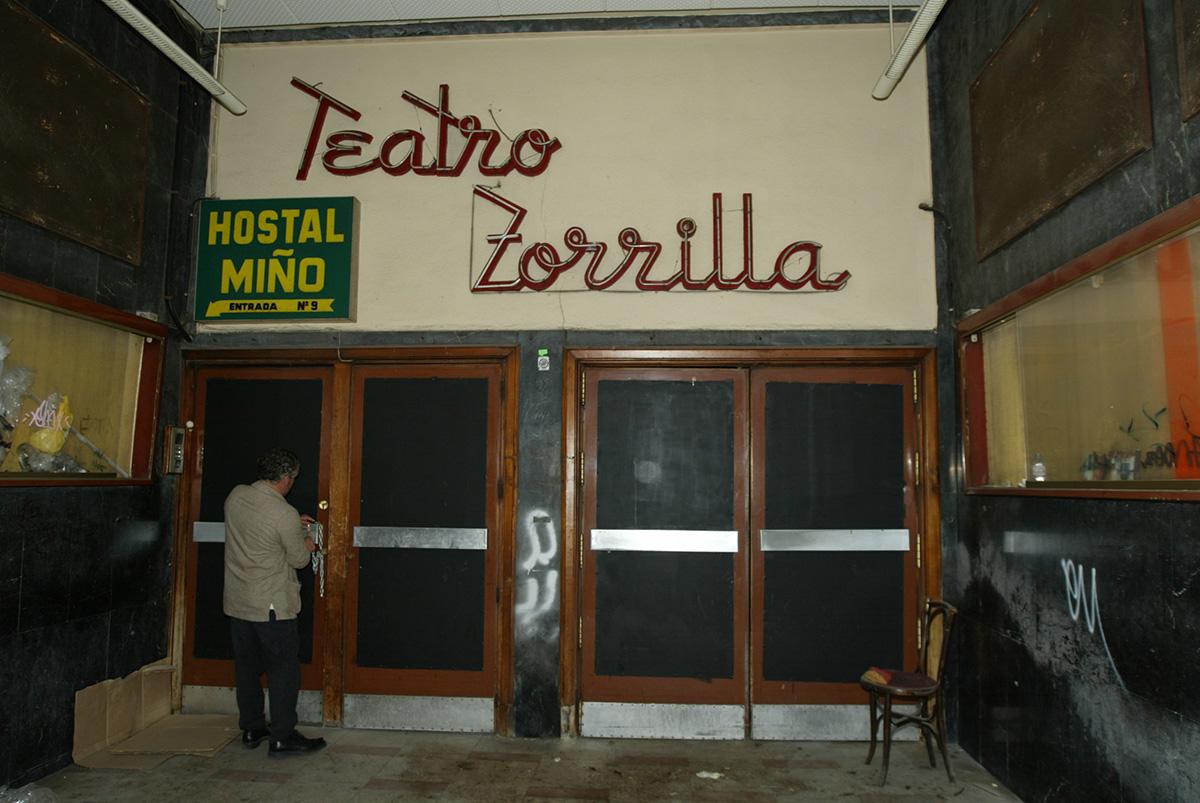 Antiguo Teatro Zorrilla Valladolid