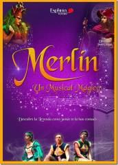 MERLIN UN MUSICAL MÁGICO