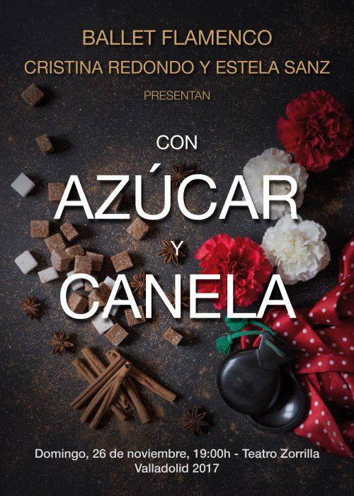 CON AZÚCAR Y CANELA