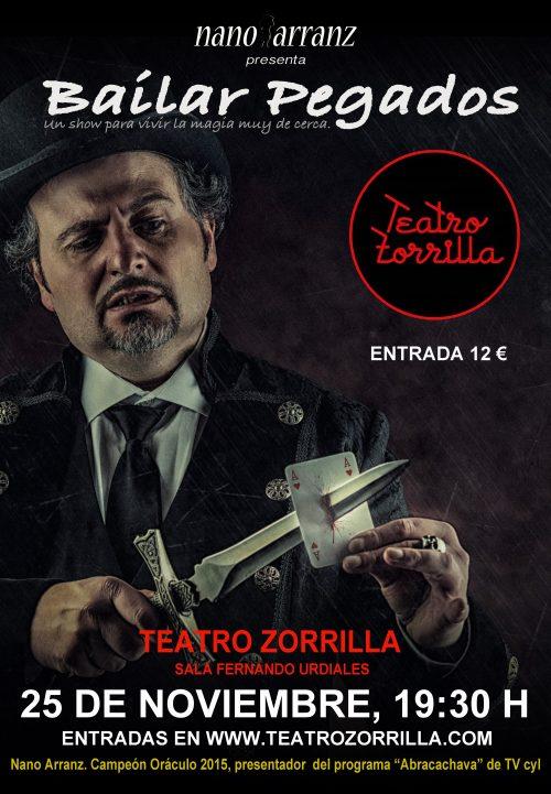 BAILAR PEGADOS / NANO ARRANZ