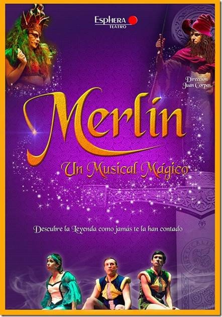 MERLIN UN MUSICAL MÁGICO