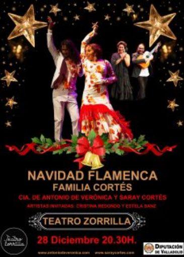 CARTEL navidad flamenca basja e1513080886618