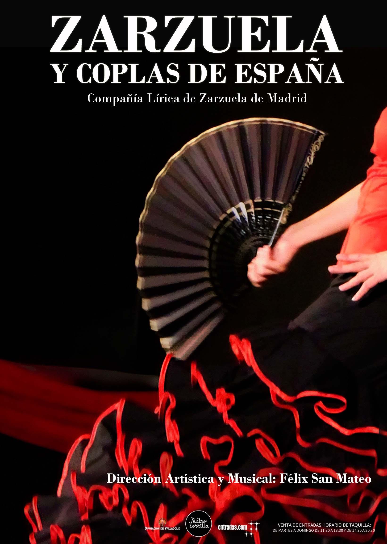 17 de Diciembre: Zarzuela y Coplas de España