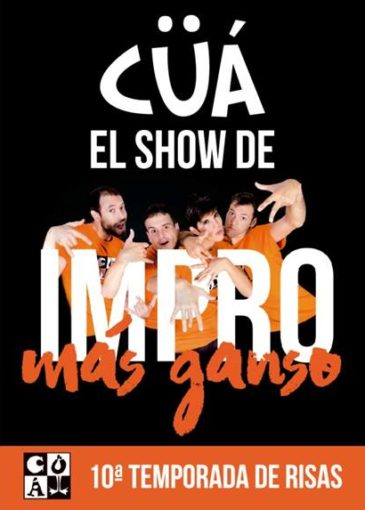 cua show impro