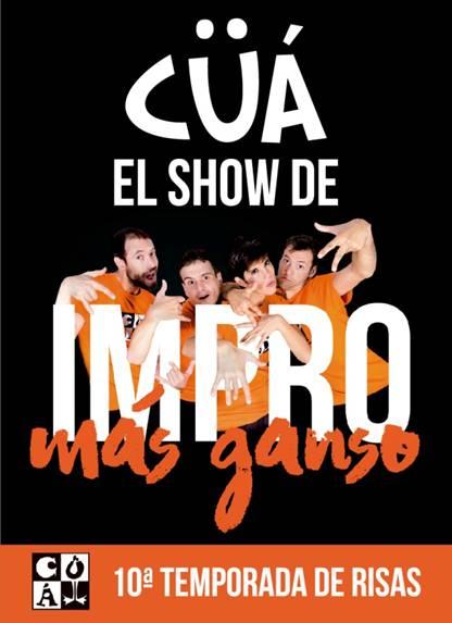 23 de Diciembre: Cüá El Show De Impro Más Ganso / Sala Experimental