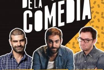 24 de Febrero: El Club de la comedia