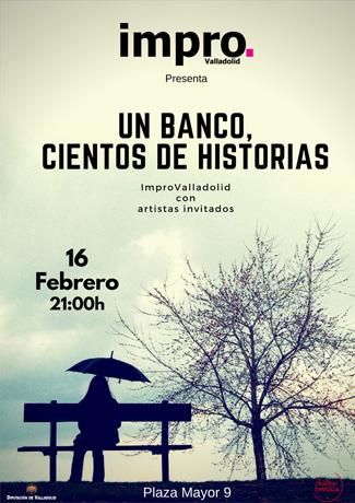 16 de Febrero: Un banco, cientos de historias / Sala Experimental