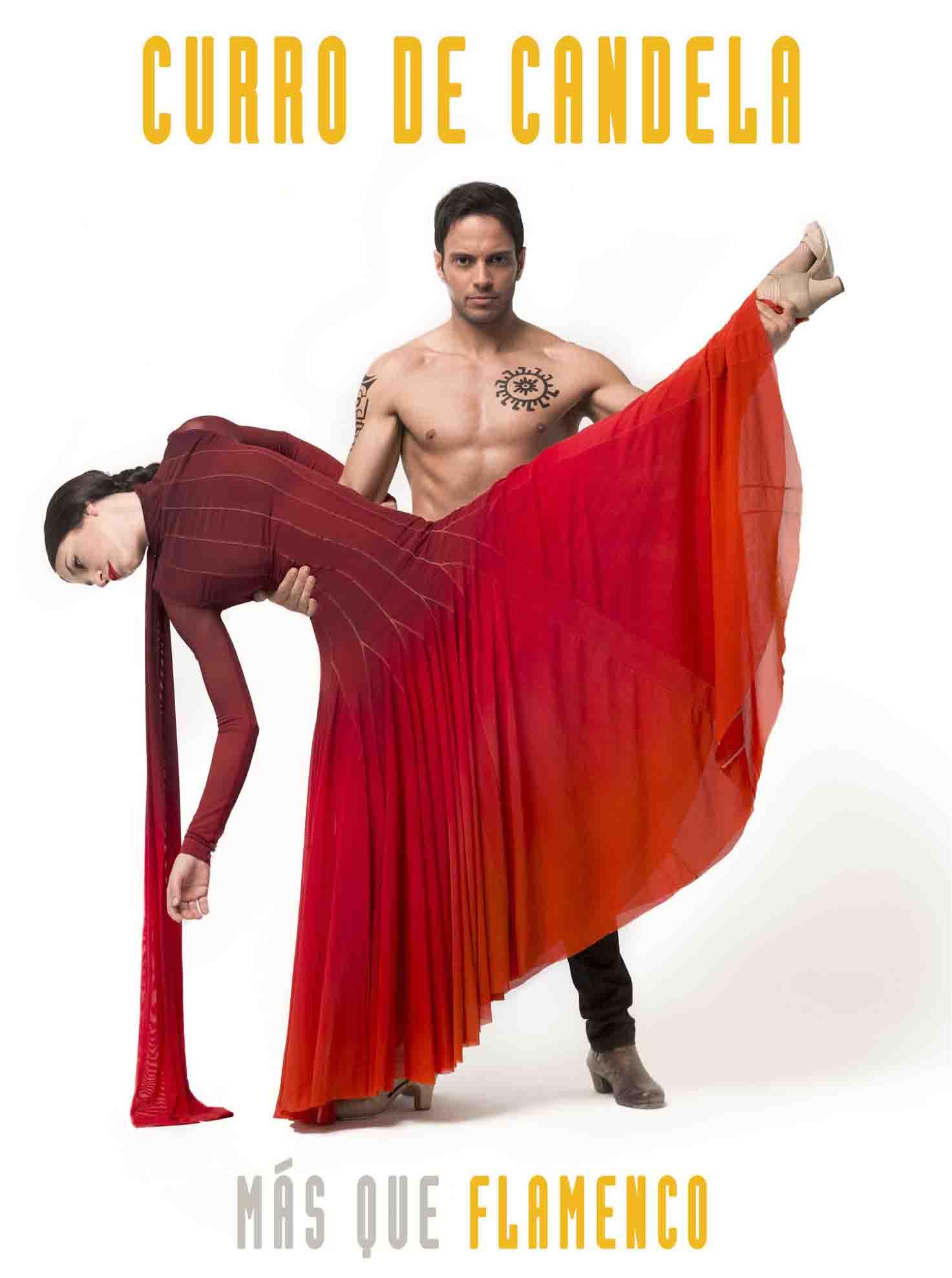 3 de Marzo: Más que flamenco. Curro de Candela