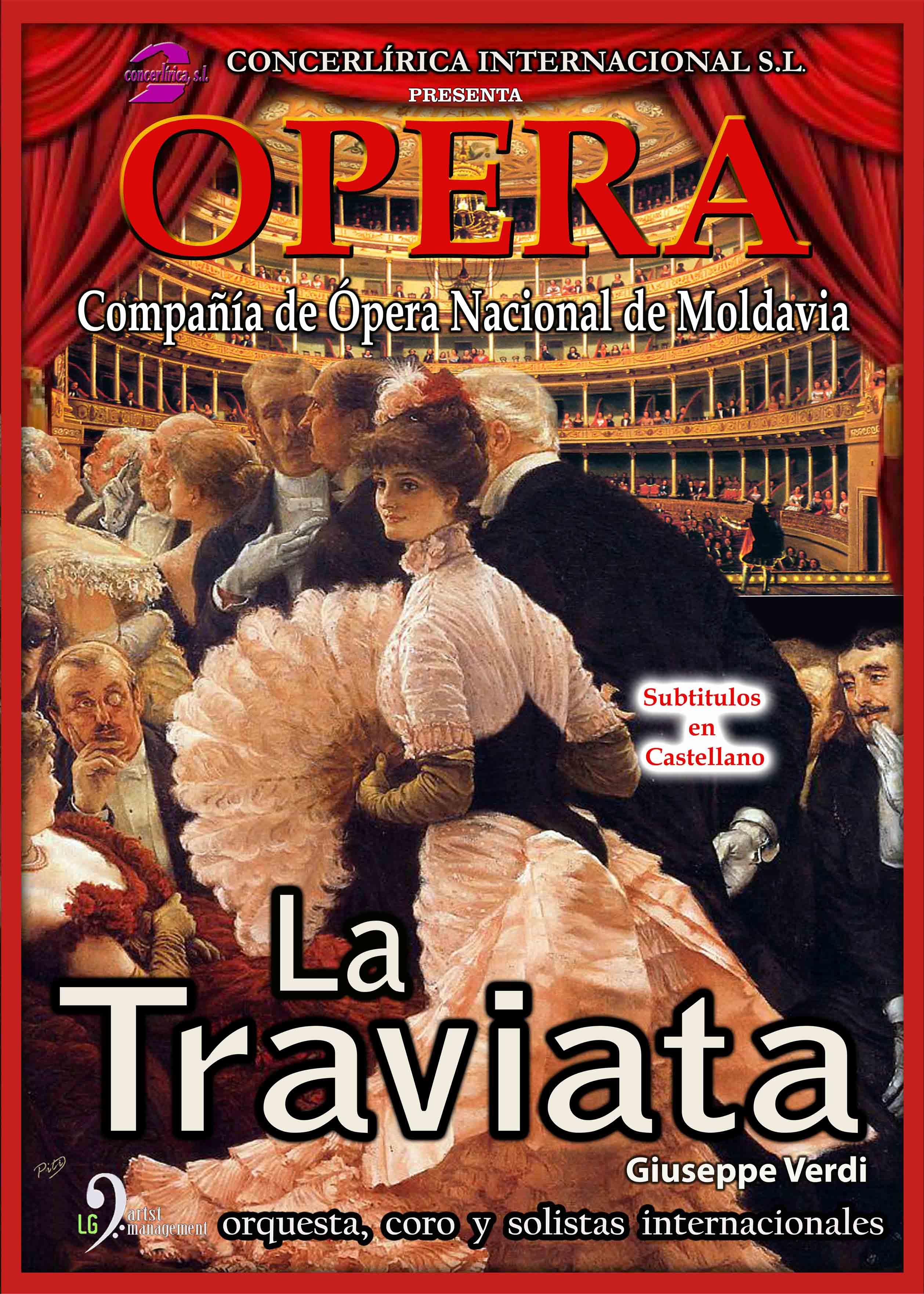 15 de Noviembre: La traviata
