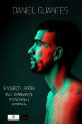 9 de Marzo: Daniel Guantes: El Tiempo es un Espacio Irrepetible / Sala experimental
