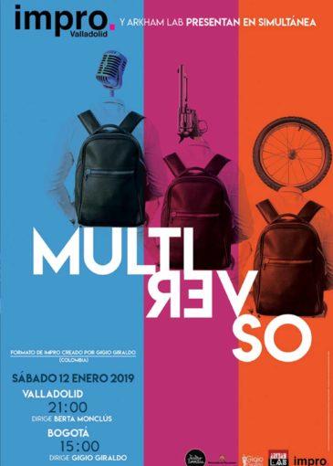 Multiverso / Sala Experimental