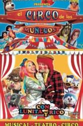 31 de Marzo: El circo de los muñecos