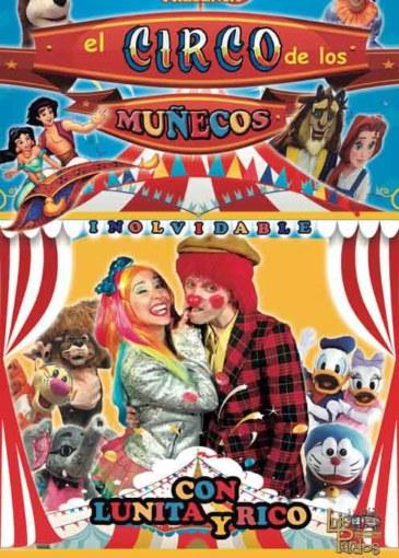 El circo de los muñecos