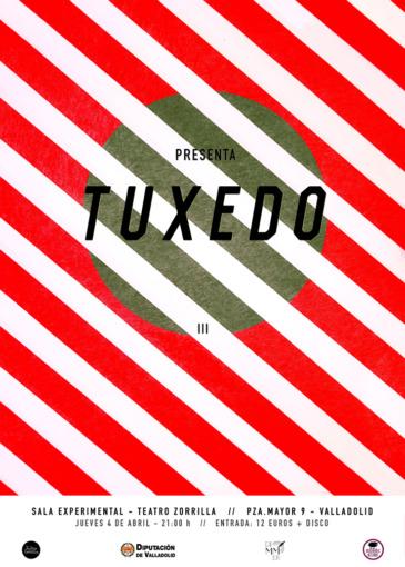 Tuxedo III / Sala Experimental