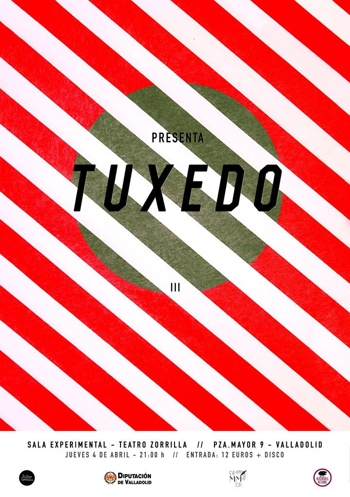 4 de Abril: Tuxedo III / Sala Experimental