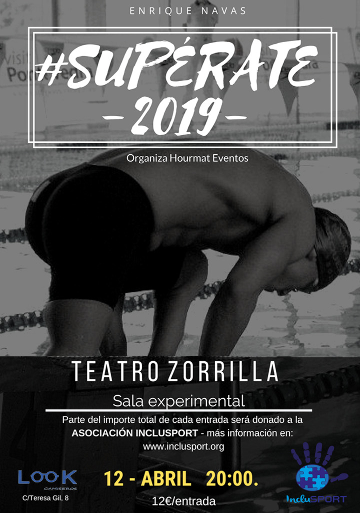 12 de Abril: Supérate 2019 / Sala Experimental