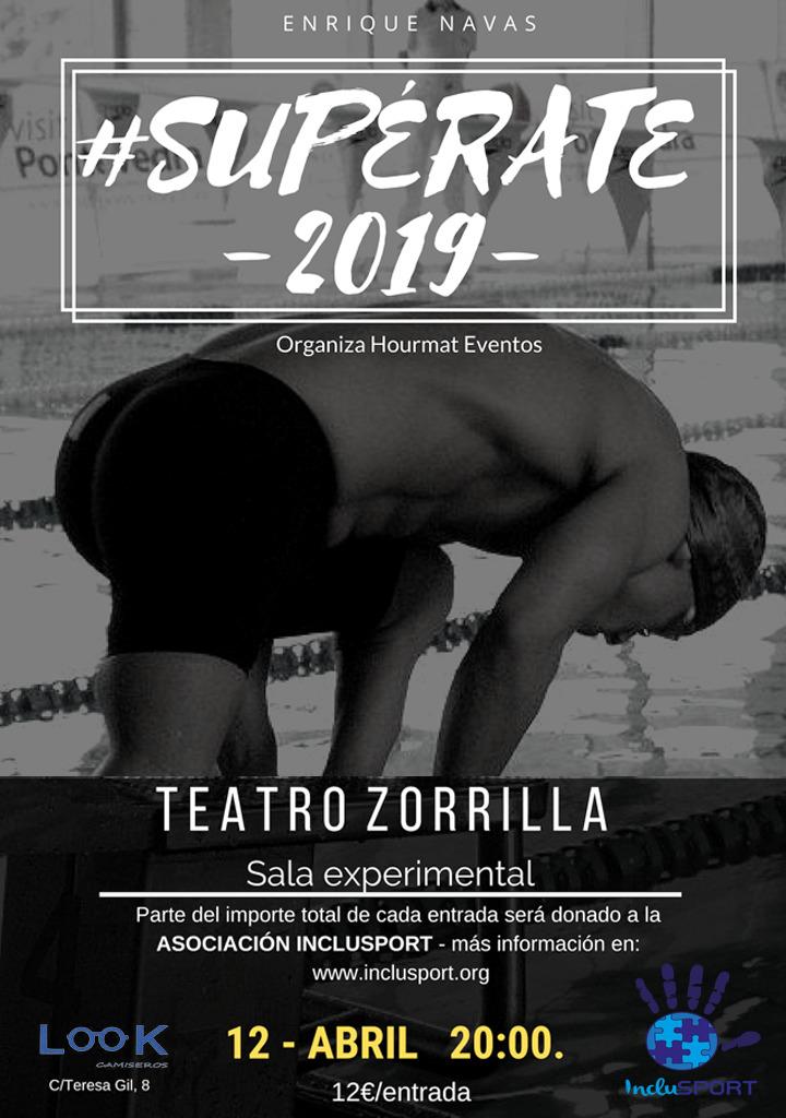 12 de Abril: Supérate 2019 / Sala Experimental