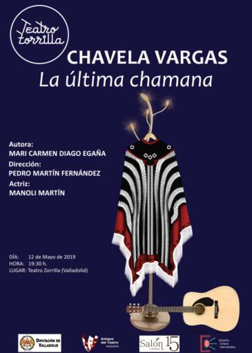 Chavela Vargas. La última chamana.