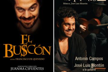17 y 18 de Mayo: Ciclo Teatro Pícaro: El Lazarillo y El Buscón