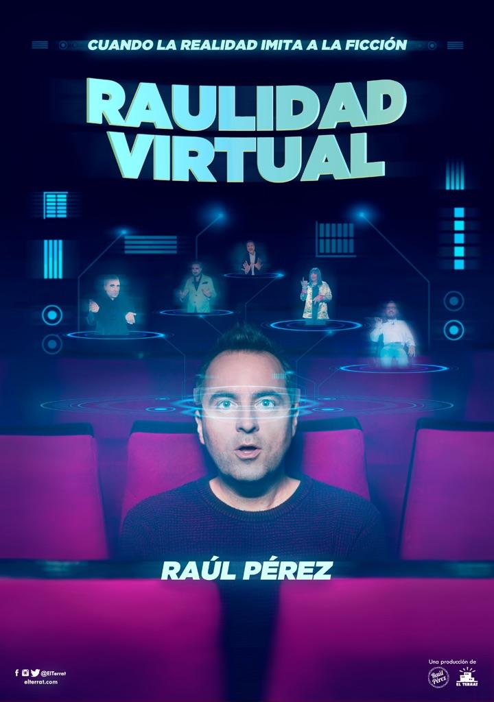 13 de Abril: Raulidad Virtual