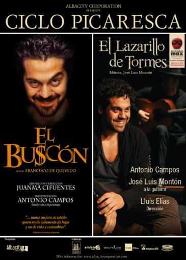 Ciclo Teatro Pícaro: El Lazarillo y El Buscón