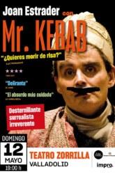 12 de Mayo: Mr. Kebab / Sala Experimental