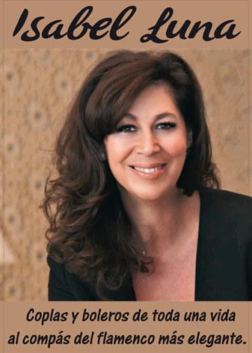 Isabel Luna coplas y boleros