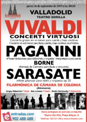 26 de Septiembre: Concierto de la Orquesta Filármonica de Colonia