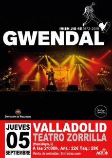 5 de Septiembre: GWENDAL
