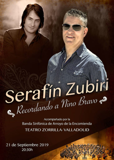 Serafín Zubiri, Recordando a Nino Bravo