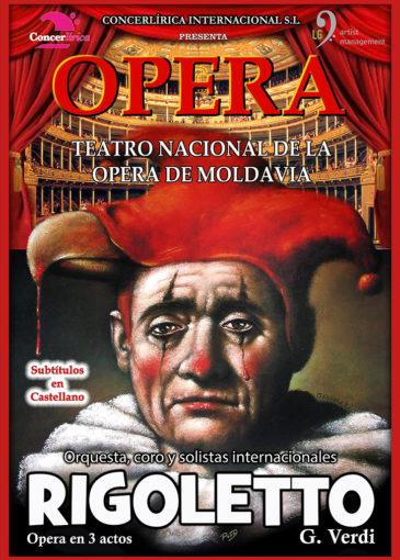 Rigoletto, opera de Giuseppe Verdi