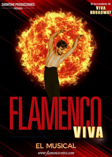 Flamenco Viva, el musical