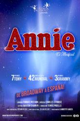 6, 7 y 8 de Diciembre: Annie, el musical / Sala Grande