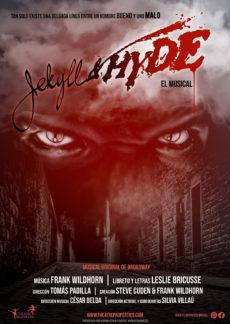 6, 7 y 8 de Diciembre: Jekyll & Hyde el musical