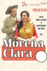 30 de Noviembre y 01 de Diciembre: Morena Clara