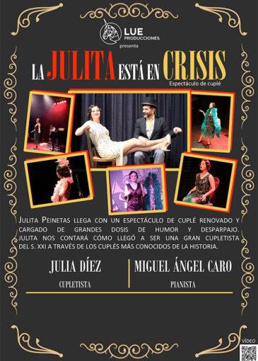 La Julita está en crisis