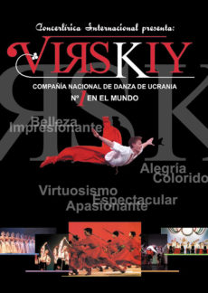 09 de Enero 2020: Virsky National Ensemble