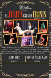14 de Diciembre: La Julita está en crisis / Sala Experimental