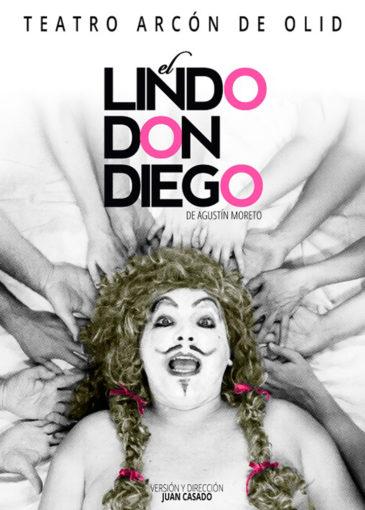 El lindo Don Diego. Valladolid