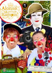 13 de Octubre: Una aventura de risa con los payasos Alonso & Rampín