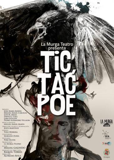 TIC TAC Edgar Allan Poe