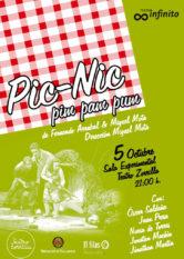 05 de Octubre: PIC-NIC / Sala Experimental