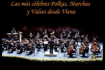 01 de Enero de 2020: Gran concierto de Año Nuevo