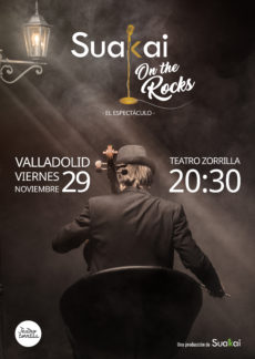 29 de noviembre: On The Rocks