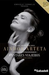 19 de Diciembre: Ainhoa Arteta